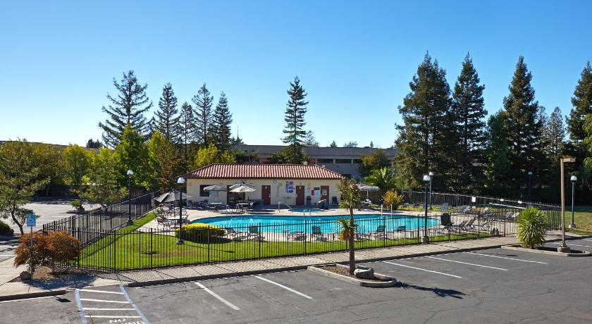 Best Price On Sandman Hotel In Santa Rosa Ca Reviews