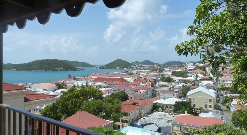 Best time to travel Charlotte Amalie Galleon House Hotel