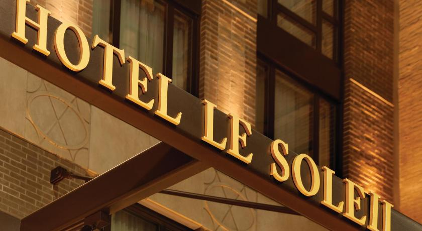 Hotel Photo - Executive Hotel Le Soleil New York