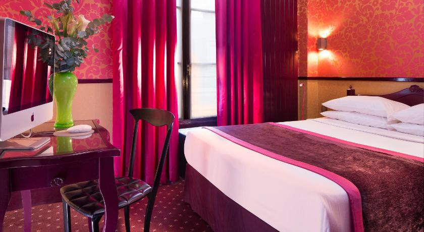 Hotel design sorbonne 6 rue victor cousin paris for Hotel design sorbonne paris 75005