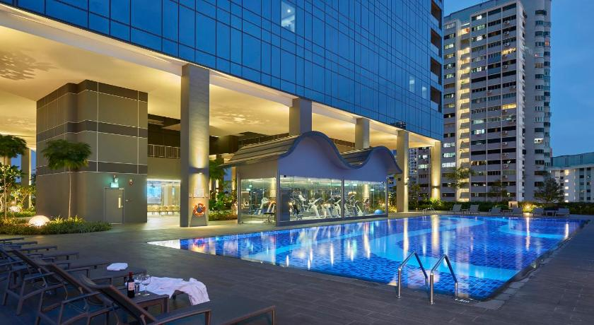 Singapore Hotels Near Airport: Hotel Near Changi Airport