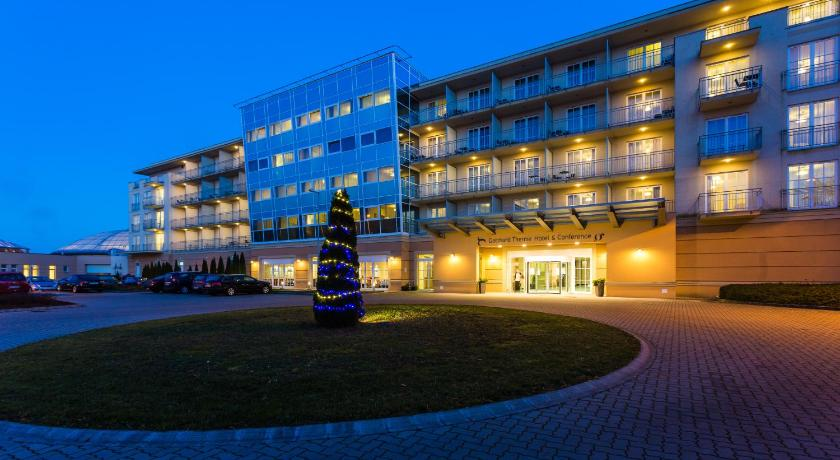 Best time to travel Hungary Gotthard Therme Hotel & Conference