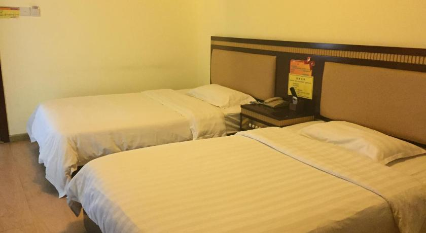 Best time to travel China Xie He Business Hotel