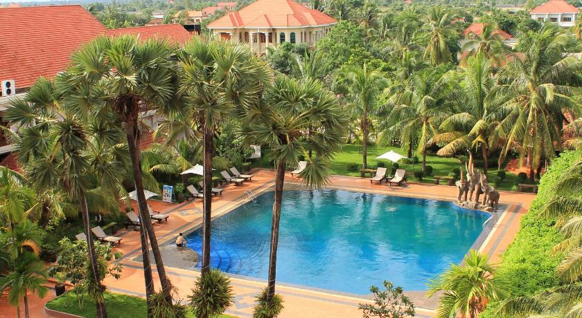 Best time to travel Siem Reap Ree Hotel