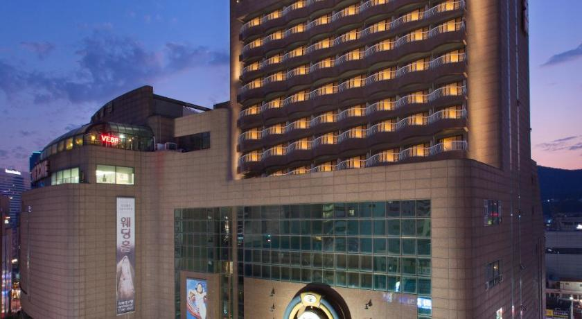 Best time to travel South Korea Libero Hotel