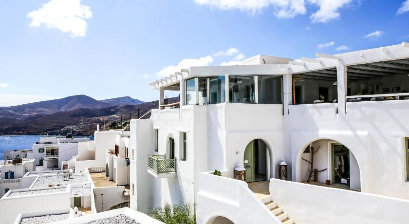 Best time to travel Leros Pylaia Boutique Hotel & Spa