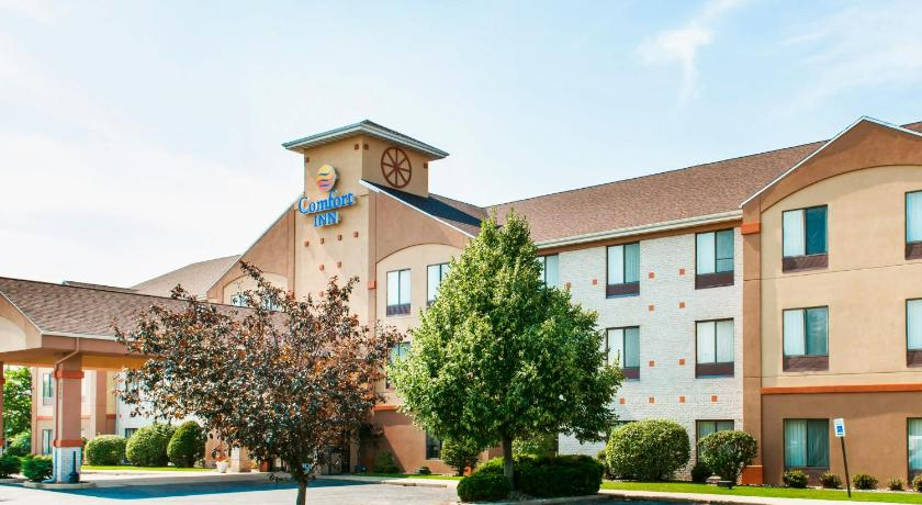 Click To See More Photos Of Comfort Inn Goshen