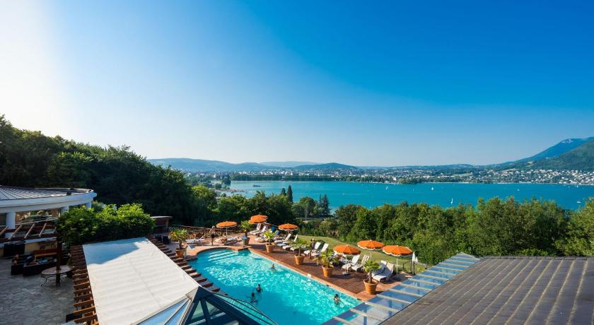 Best Price On Les Tresoms Lake And Spa Resort In Annecy   Reviews