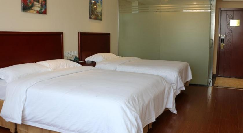 Best time to travel China GreenTree Inn SiChuan GuangYuan LizhouWestRoad Business Hotel