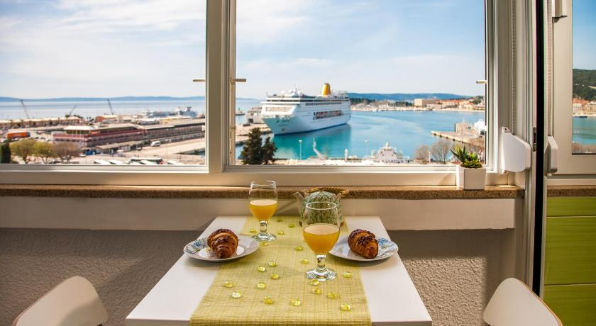 Best time to travel Croatia Apartment Amazing View