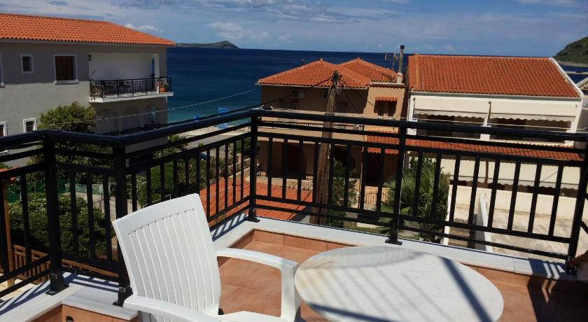 Best time to travel Greece Thalassa Apartments