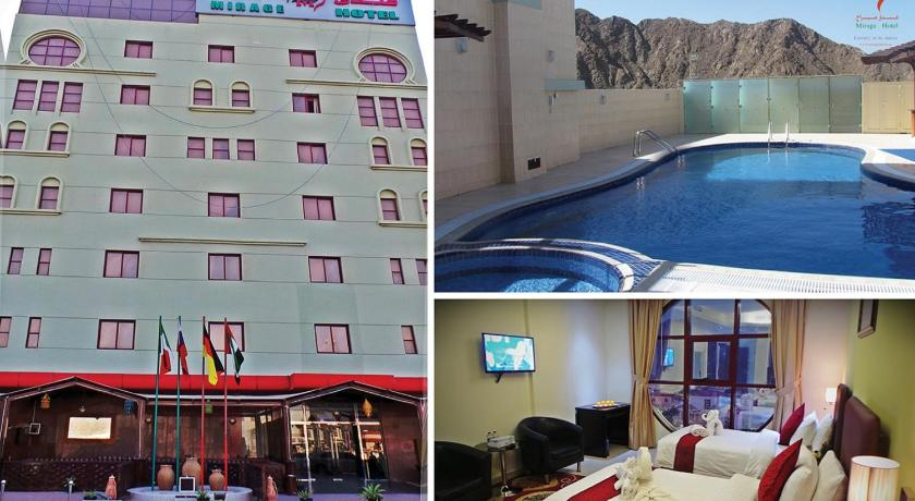 Best time to travel Dibba Al-Hisn Mirage Hotel Al Aqah
