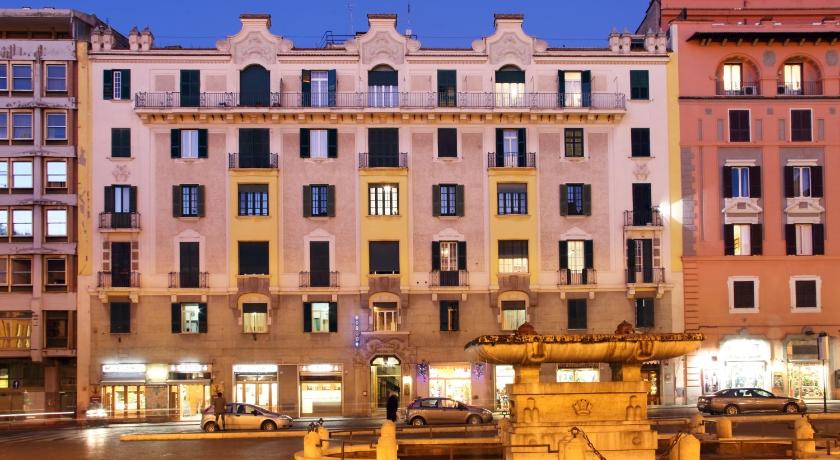 Best time to travel Italy Hotel Dorica