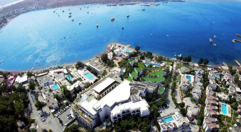 Best time to travel Bodrum Royal Asarlik Beach Hotel - Ultra All Inclusive