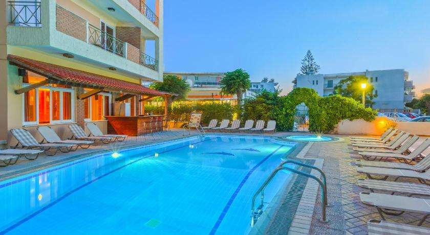 Best time to travel Greece Pavlos Hotel