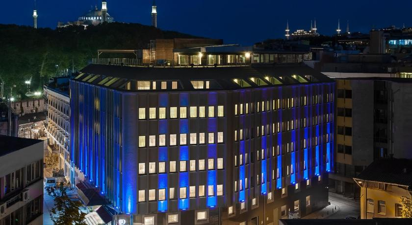 Best time to travel Istanbul DoubleTree by Hilton Istanbul - Sirkeci