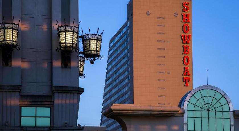 More About The Showboat Hotel Atlantic City
