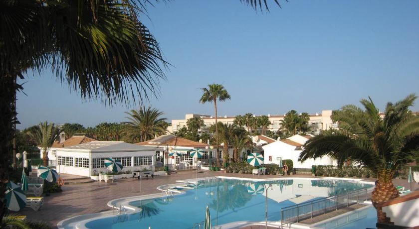 Best time to travel Gran Canaria Bungalows Campo Golf