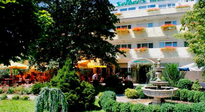 Seibel\'s Park Hotel Prices, photos, reviews, address. Germany