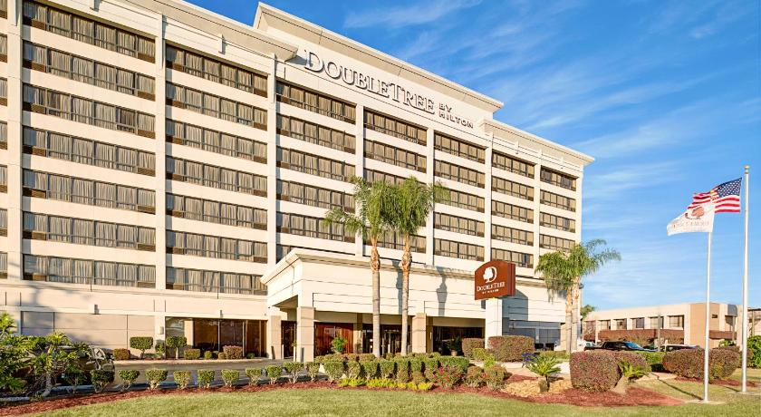 Best time to travel New Orleans DoubleTree by Hilton New Orleans Airport