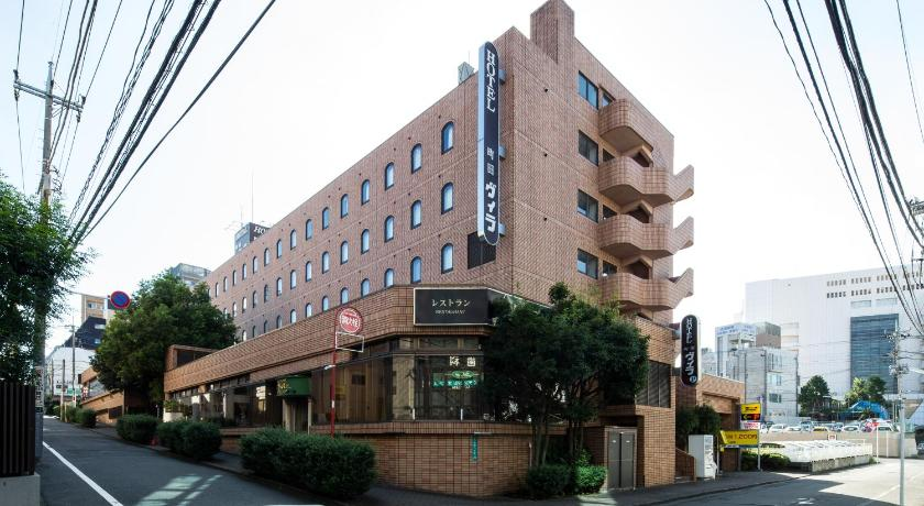 Best time to travel Sagamihara Hotel Machida Villa
