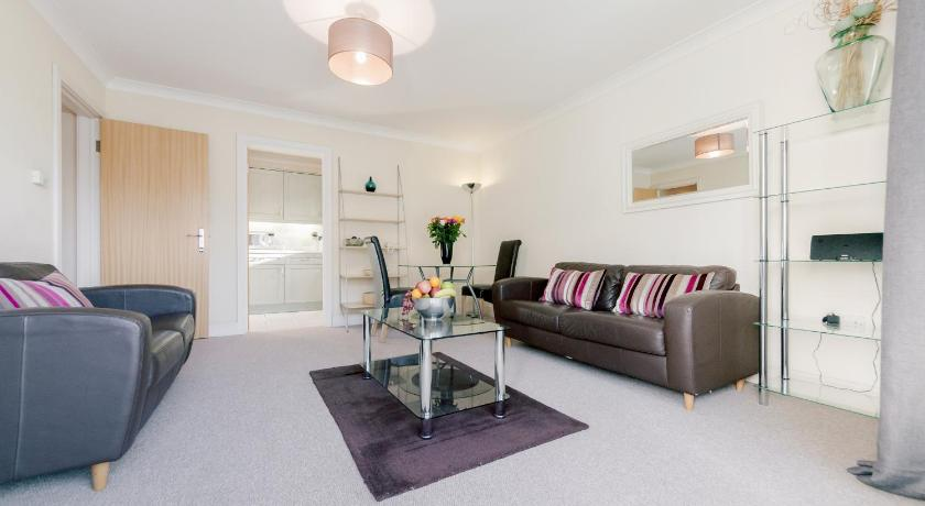Best time to travel United Kingdom Roomspace Serviced Apartments - Cascades Court