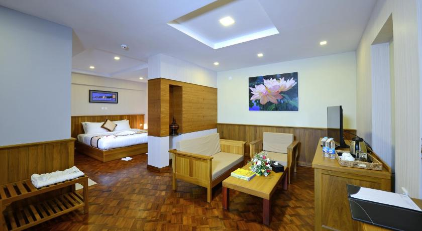 Best time to travel Yangon Hotel H Valley Yangon