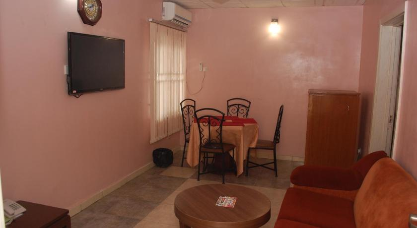 Best time to travel Nigeria The Dons Suite Hotel