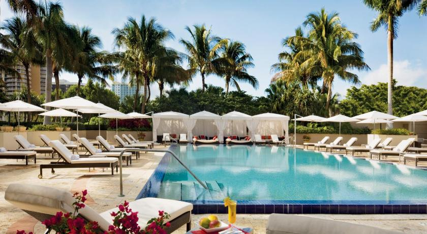 Best time to travel United States The Ritz-Carlton Coconut Grove, Miami