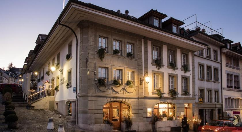 Best time to travel Fribourg Hôtel Restaurant au Sauvage
