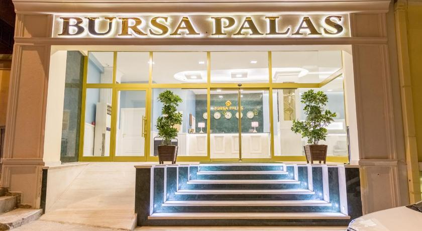 Best time to travel Turkey Bursa Palas Hotel