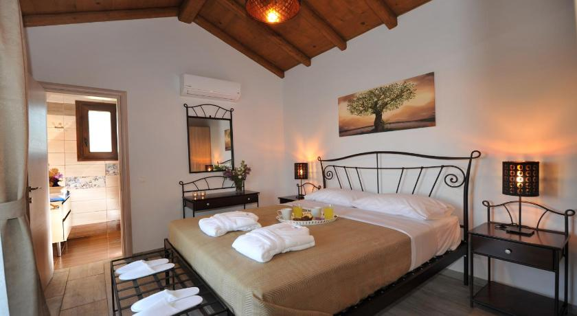 Best time to travel Icaria Olivia Villas