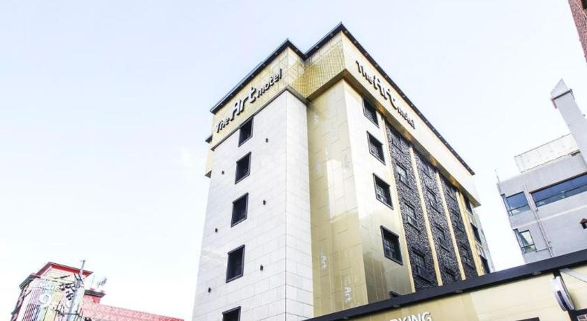 Best time to travel Gimhae The Art Motel