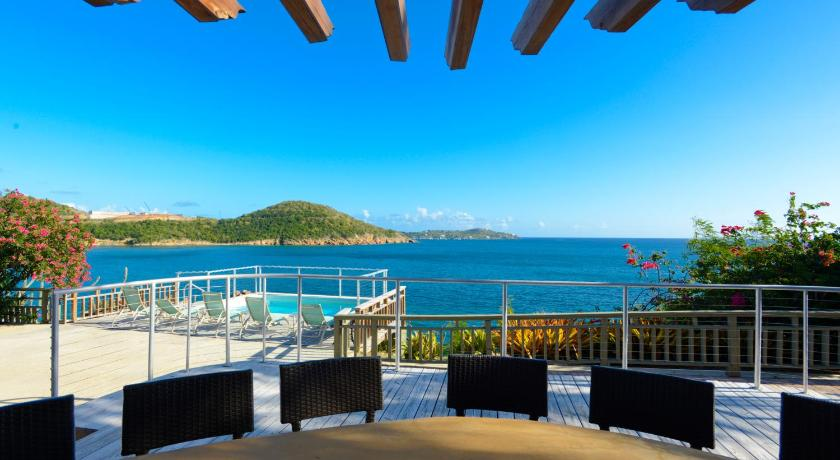 Best time to travel Charlotte Amalie Lindbergh Bay Hotel