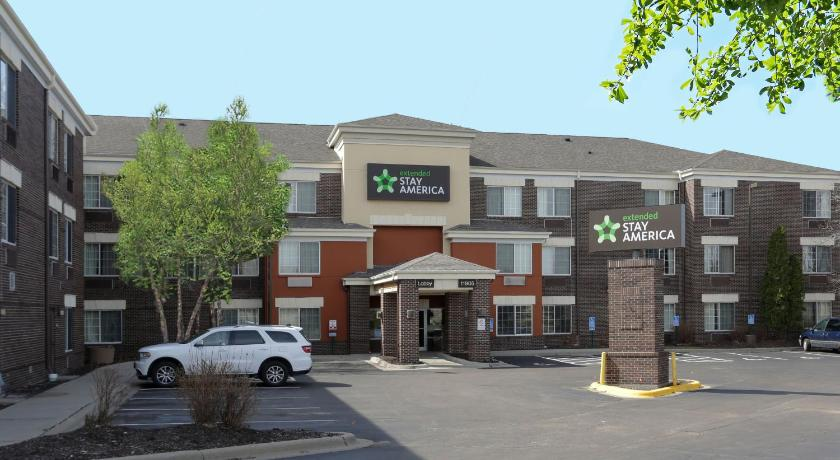 Best time to travel United States Extended Stay America - Minneapolis - Eden Prairie - Technology Drive