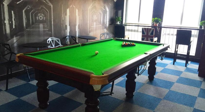 Best time to travel China Changsha Galaxy Stars Capsule Chain Hostel - Pozi St