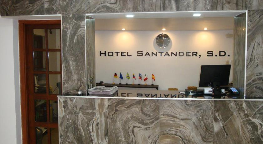 Best Price on Hotel Santander SD in Santo Domingo Reviews