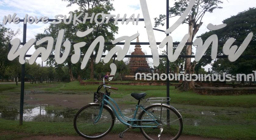 Best time to travel Sukhothai Vitoon Guesthouse2