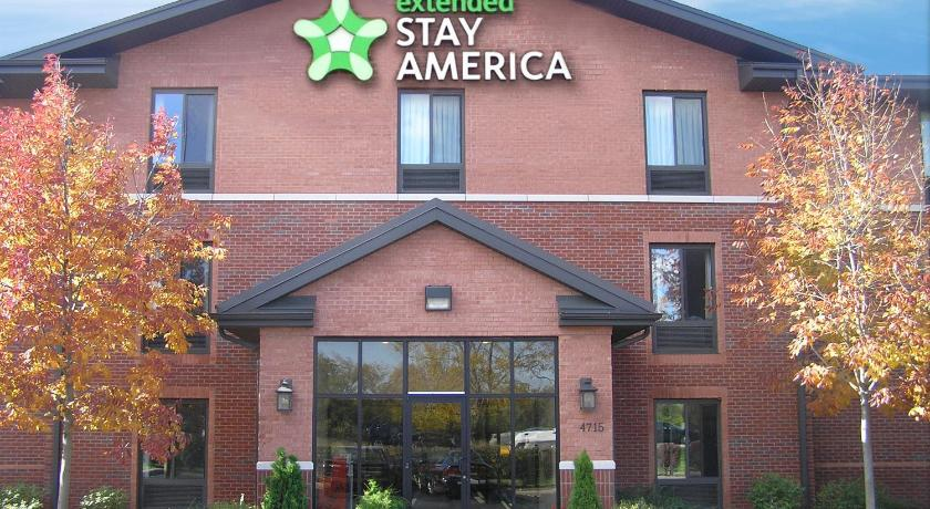 Best time to travel United States Extended Stay America - South Bend - Mishawaka - South