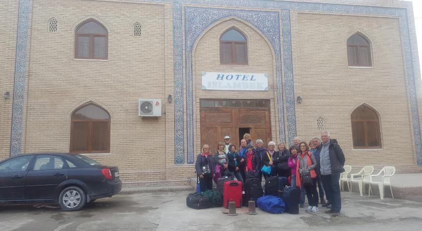 Best time to travel Khiva Islambek Hotel