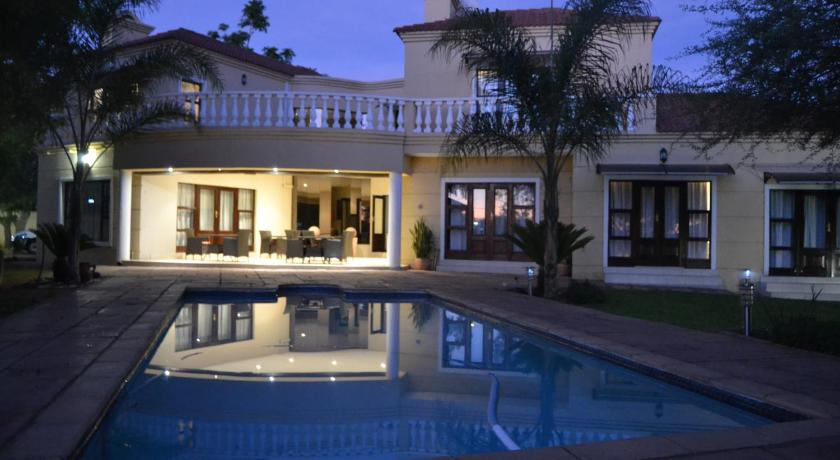 Best time to travel Gaborone The Capital Guest House