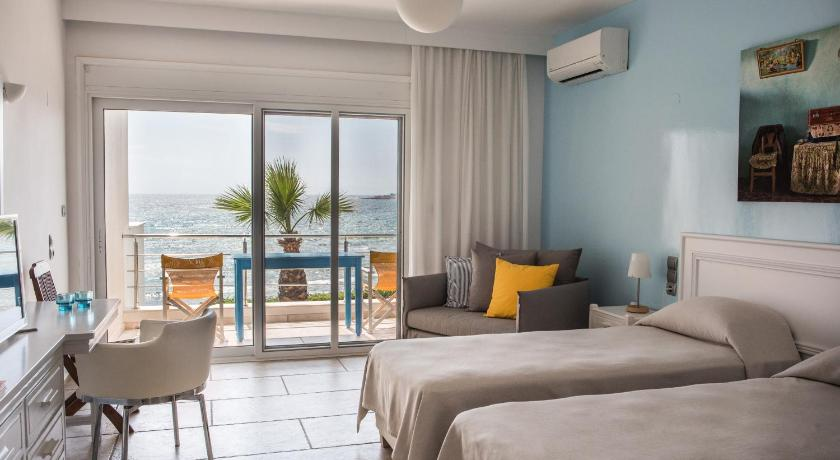 Best time to travel Greece Sideratos Apartments