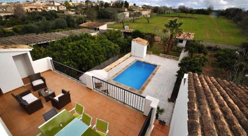 Best time to travel Balearic Islands C. Llubi Pool & Views