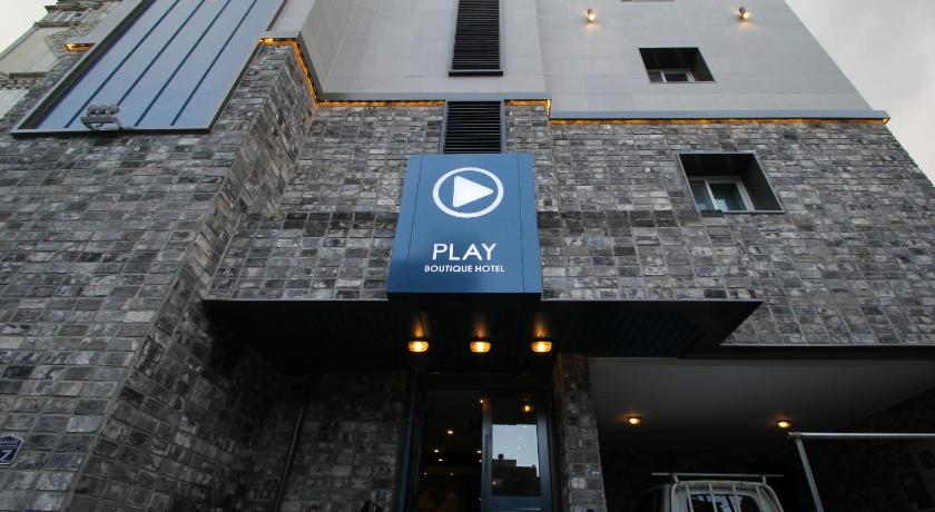 Best time to travel Pohang Hotel Play