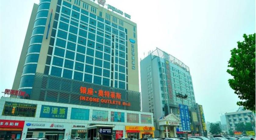 Best time to travel China Jinjiang Inn Taian Taishan Avenue