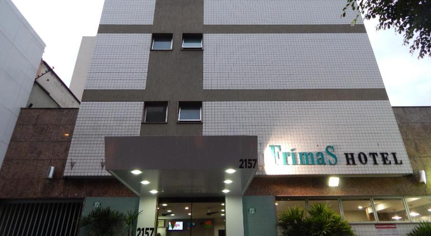 Best time to travel Brazil Frimas Hotel