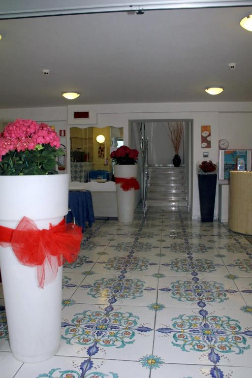 Hotel Le Terrazze - Starting from 65 EUR - Hotel in Riccione (Italy)