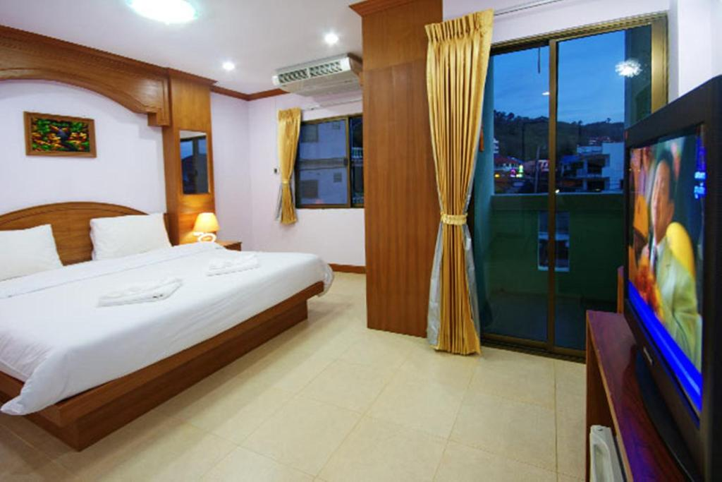 phuket tropical inn starting from 1 450 thb hotel in patong