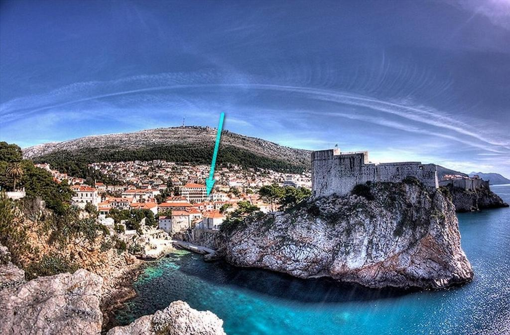 Veranda Rooms At Croatia Dubrovnik The Guesthouse S Address Phone Number Hours And Website Gps 42 6423 18 104