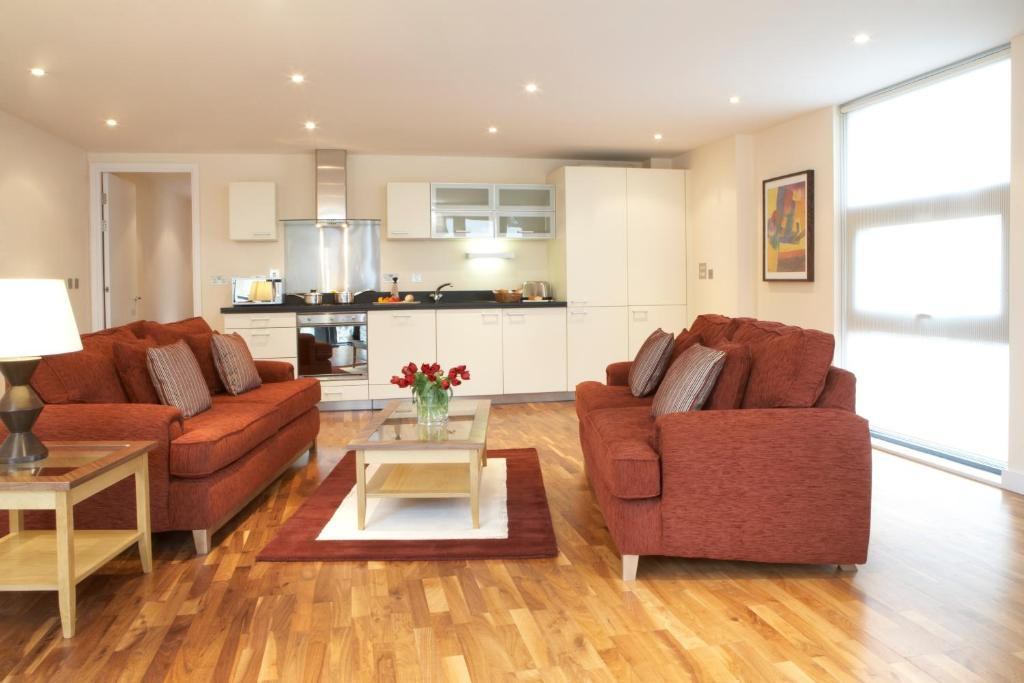 Lovely In Lively Canary Wharf, The Luxury Marlin Apartments ...